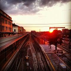 Photo taken at Ponte di Galliera by Antonio I. on 5/2/2012
