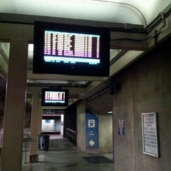Photo taken at BWI Amtrak/MARC Rail Station (BWI) by Tsengee N. on 8/27/2012