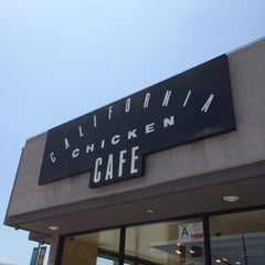 Photo taken at California Chicken Cafe by Brian on 6/20/2012