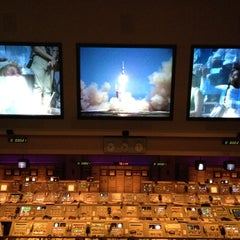 Photo taken at Apollo/Saturn V Center by Tom V. on 8/14/2012
