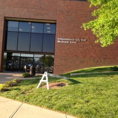 Photo taken at Independence Municipal Court by Aimee G. on 4/17/2012