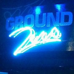 Photo taken at Ground Zero Nightclub by Sarah S. on 5/11/2012