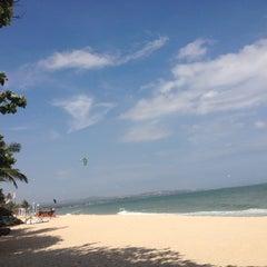 Photo taken at Saigon Mui Ne Resort by Hoaianh N. on 7/7/2012