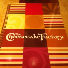 Photo taken at The Cheesecake Factory by Scott U. on 4/27/2012