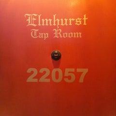 Photo taken at Elmhurst Tap Room by Brad - @DITPL on 4/15/2012