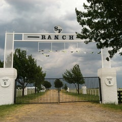 Photo taken at Southfork Ranch by Kate M. on 7/7/2012