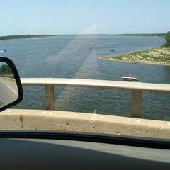 Photo taken at Mile Long Bridge by Drew V. on 7/4/2012