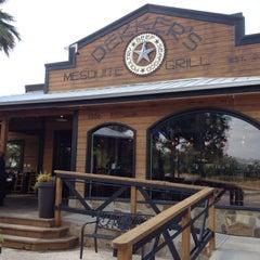 Photo taken at Dekker's Mesquite Grill by Rex C. on 4/27/2012
