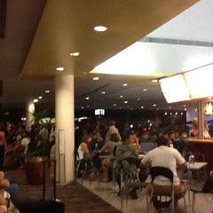 Photo taken at Nadi International Airport (NAN) by Chuck D. on 5/25/2012