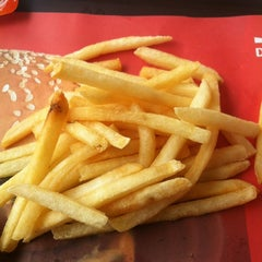 Photo taken at McDonald's by sisca t. on 8/19/2012
