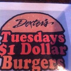 Photo taken at Dexter's by Jennifer C. on 8/1/2012