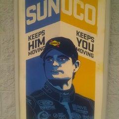 Photo taken at Sunoco by Bamadega G. on 3/2/2012