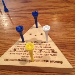 Photo taken at Cracker Barrel Old Country Store by Vicky M. on 6/9/2012
