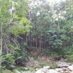 Photo taken at Pa Cho Waterfall by joycebkk on 6/16/2012