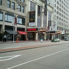 Photo taken at Palace Theatre by Jaime C. on 3/25/2012