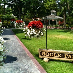 Photo taken at Bogle Park by Chris G. on 7/16/2012