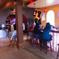 Photo taken at Courtyard Winery by Sara B. on 8/5/2012