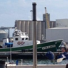 Photo taken at Confraria de Pescadors de Tarragona by Juan Diego S. on 7/4/2012
