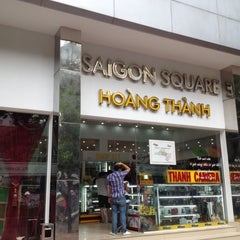 Photo taken at Saigon Square by Hà Vũ .. on 5/6/2012