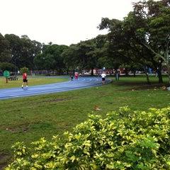 """Photo taken at Parque Metropolitano La Sabana by Herson """"Pyro"""" Q. on 7/29/2012"""