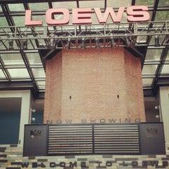 Photo taken at AMC Loews Georgetown 14 by Nichole on 5/20/2012