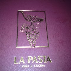 Photo taken at La Pasta by Felipe on 8/28/2012