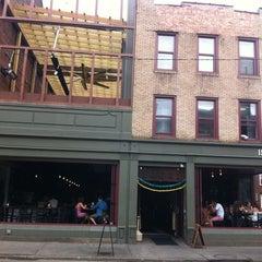 Photo taken at Local Bar + Kitchen by Jim M. on 5/27/2012