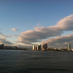 Photo taken at Half Moon Party Boat by Stephanie B. on 6/26/2012