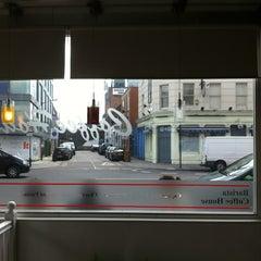 Photo taken at Sylvia's Corner Coffee House by PAINTERCOM on 4/14/2012