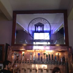 Photo taken at The Euston Tap by Christian S. on 9/4/2012
