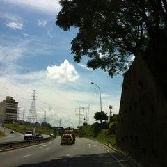 Photo taken at Vila Rubi by Herika C. on 3/27/2012