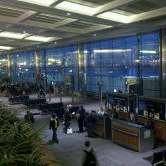 Photo taken at Baltimore / Washington International Thurgood Marshall Airport (BWI) by Jeff Z. on 2/8/2012