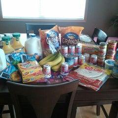 Photo taken at Rainbow Foods by Aubrey D. on 2/18/2012