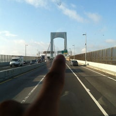 Photo taken at Throgs Neck Bridge Toll Plaza by Ivan O. on 8/27/2012