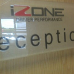 Photo taken at iZone Driver Performance by Mihnea S. on 7/22/2012