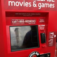 Photo taken at Redbox by James J. on 4/21/2012