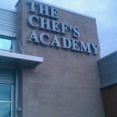 Photo taken at The Chef's Academy by Harley L. on 3/3/2012