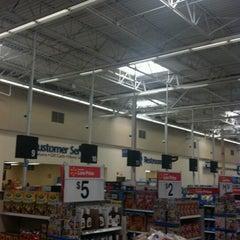 Photo taken at Walmart Supercenter by Rich H. on 7/2/2012