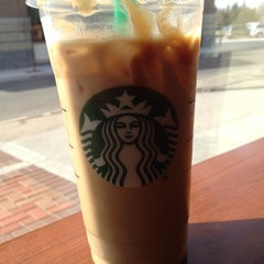 Photo taken at Starbucks by Kristina D. on 3/7/2012