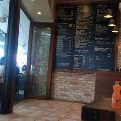 Photo taken at Nando's by Deepak S. on 3/12/2012