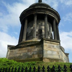 Photo taken at Burns Monument by Ashley T. on 6/28/2012