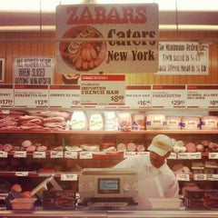 Photo taken at Zabar's by @tdavidson on 5/19/2012