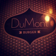 Photo taken at DuMont Burger by Karina R. on 5/26/2012