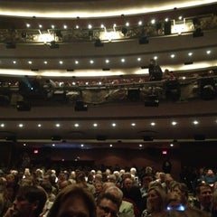 Photo taken at Princess Of Wales Theatre by Brendan P. on 3/28/2012