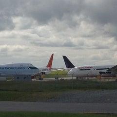 Photo taken at Future of Flight Aviation Center & Boeing Tour by Nadya I. on 6/3/2012
