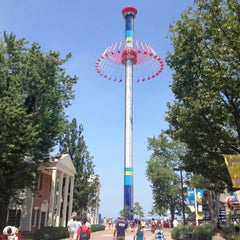 Photo taken at Windseeker by Ray O. on 7/16/2012