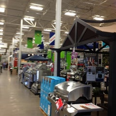 Photo taken at Lowe's Home Improvement by Christopher M. on 7/5/2012