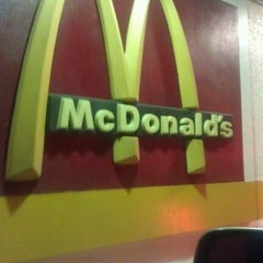 Photo taken at McDonald's by Ryan D. on 3/4/2012