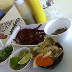 Photo taken at Carnitas Las Michoacanas by Cindy B. on 7/5/2012