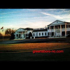 Photo taken at Starmount Forest Country Club by Greensboro, NC on 6/12/2012